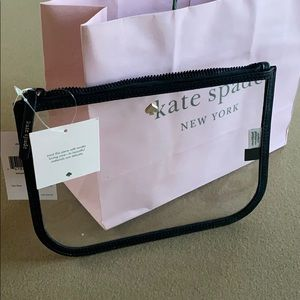 Kate Spade Slim Cosmetic Pouch